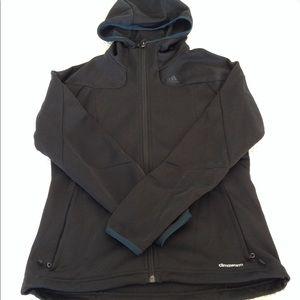 Adidas Clima-warm Black Hoodie
